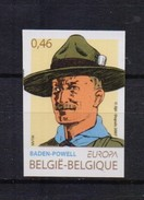 3633 SCOUT LORD BADEN POWELL EUROPA  ONGETAND   POSTFRIS** 2007