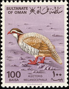 Oman.  1982.  Arabian Partridge    Alectoris Melanocephala
