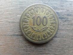 Tunisie  100  Millim  1983  Km 309 - Túnez