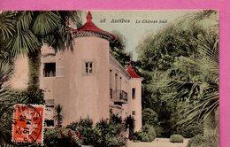 Antibes   - Le Châteu Salé - Autres