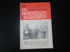 """Les Nouvelles Illustrees N° 28 Du 4 Decembre 1902 """" L'affaire Syndon """" - Sonstige"""