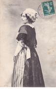 CPA 71 @ Femme BRIONNAISE En 1907 - Villes Principales : Semur-en-Brionnais Marcigny Charlieu La Clayette Chauffailles - Autres Communes