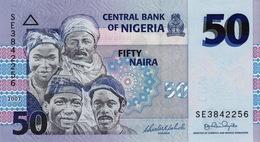NIGERIA 50 NAIRA 2007 - Nigeria