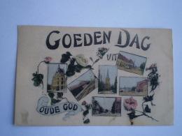 Oude God (Mortsel) Goeden Dag Uit //  Used 1928 - Mortsel