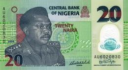 NIGERIA 20 NAIRA 2006 - Nigeria