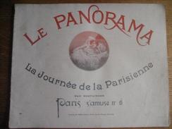 LE PANORAMA-Paris Qui S'amuse N°5-La Journée De La Parisienne : Courses, Couturier, Dîner, Opéra Photos REUTLINGER - Photographie