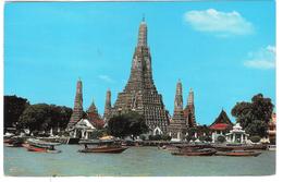 TEMPLE OF DAWN - BANGKOK - THAILAND - VIAGGIATA - (314) - Tailandia