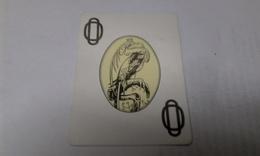 (028) - 1  Cart Joker - (voir Scaner) - Kartenspiele (traditionell)