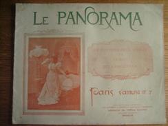 LE PANORAMA-Paris Qui S'amuse N°7 - Paris S'amuse N°7 - Le Coucher De La Mariée Et Le Bain De La Parisienne - Photographs