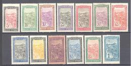 Madagascar: Yvert N° 131/143* - Madagascar (1889-1960)