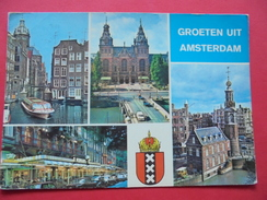 51543: NETHERLANDS: NORTH HOLLAND: Groeten Uit AMSTERDAM. - Amsterdam