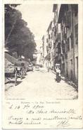 CPA - Bayonne - La Rue Tour De Sault   ( En L'état ) - Bayonne