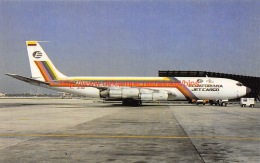 Ecuatoriana Jet Cargo - Boeing 707 - 1946-....: Moderne
