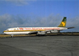Air Guinee - Boeing 707 - 1946-....: Moderne