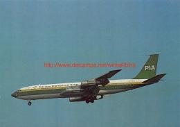PIA Pakistan International Cargo - Boeing 707 - 1946-....: Moderne