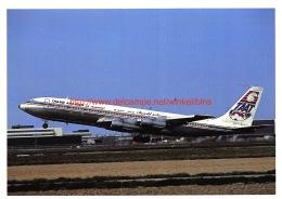 Trans Arabian Air Transport - Boeing 707 - 1946-....: Moderne