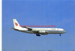 Air China - Boeing 707 - 1946-....: Moderne