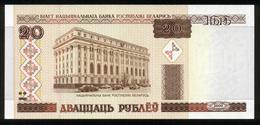 Belarus - Weißrussland 2000, 20 Rubel - UNC - Belarus