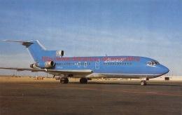 Braniff International - Boeing 727 - 1946-....: Moderne