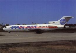Pan AM Pan American - Boeing 727 - 1946-....: Moderne