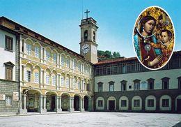 1 AK Italien * Santuario Di Montenero In Livorno - Dieses Kloster Wurde Im 18. Jh. Erbaut * - Livorno