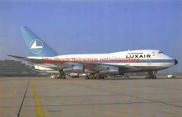 Luxair - Boeing 747 - 1946-....: Moderne