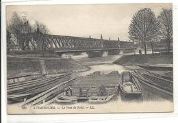 43_67 Strasbourg Le Pont De Kehl - Strasbourg