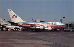 American Airlines - Boeing 747 - 1946-....: Moderne