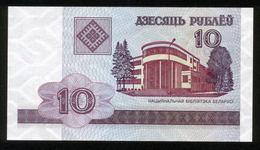 Belarus - Weißrussland 2000, 10 Rubel - UNC - Belarus