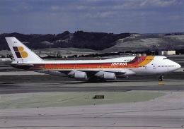Iberia - Boeing 747 - 1946-....: Moderne