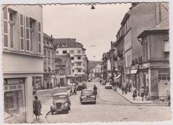 Bas  Rhin :  SARREBOURG :  Rue De La  Gare  (  Voiture  Traction) - France