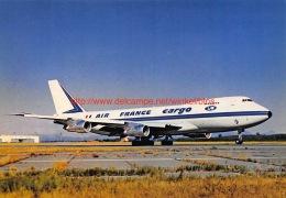 Air France Cargo - Boeing 747 - 1946-....: Moderne