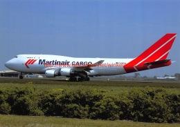 Martinair Cargo - Boeing 747 - 1946-....: Moderne