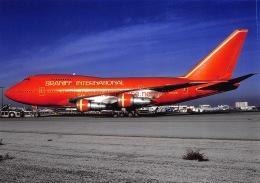 Braniff International - Boeing 747 - 1946-....: Moderne