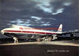 TWA Trans World Airlines - Boeing 747 - 1946-....: Era Moderna