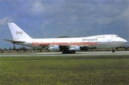 Aeroposta - Boeing 747 - 1946-....: Moderne