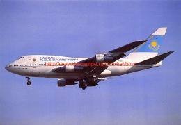 Kazakhstan - Boeing 747 - 1946-....: Moderne