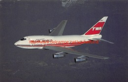 TWA Trans World Airlines - Boeing 747 - 1946-....: Moderne