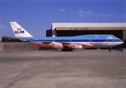 KLM - Boeing 747 - 1946-....: Moderne