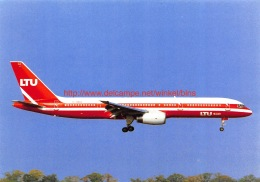 Air Berlin - Boeing 757 - 1946-....: Moderne
