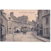CPA (76) EU - Grande Rue [D76 006 FR] - France