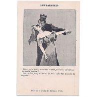 CPA (75) PARIS - Les Tartufes édité Par Le Journal LES CORBEAUX [D75 011 FR] - Francia