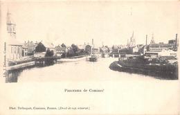 BELGIQUE   -   COMINES  -  Panorama - Comines-Warneton - Komen-Waasten