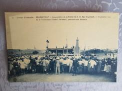 CONGO .   BRAZAVILLE. INAUGURATION DE LA STATUE DE SG MGR AUGOUARD 1917 - Brazzaville