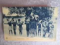 CONGO .    LEKETI . UNE BONNE CAPTURE EN MORCEAUX - Brazzaville