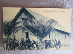 CONGO .    LEKETI .  LA CHAPELLE - Brazzaville