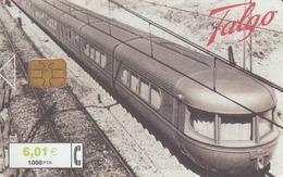 SPAIN - Train Talgo , Tirage 801200, 04/01, Used - Spanien