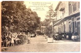 GRAND HOTEL DE LA PYRAMIDE - FORET DE SENART - BRUNOY - Brunoy
