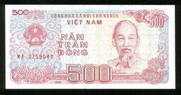 Vietnam 1988, 500 Dong - UNC, Kassenfrisch - Vietnam