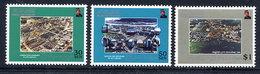 BRUNEI 1995 Bandar Seri Begawan 25th Anniversary  MNH / **.  SG 543-45 - Brunei (1984-...)
